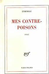 Mes contre poisons
