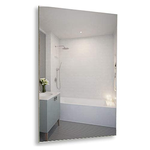 41gE6bMgGqL. SS500  - 450W Infrared Heating Mirror Panel Heater 600x800mm