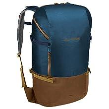 Vaude CityGo Casual Daypack, 60 cm, 30 liters, Baltic Sea