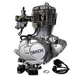Motor kpl. Schikra CB 125M (kpl. neu und originalverpackt) mit Vergaser, Lichtmaschine, Gleichrichter, Zündspule u. Zündmodul) - Keine Gewährleistung möglich!