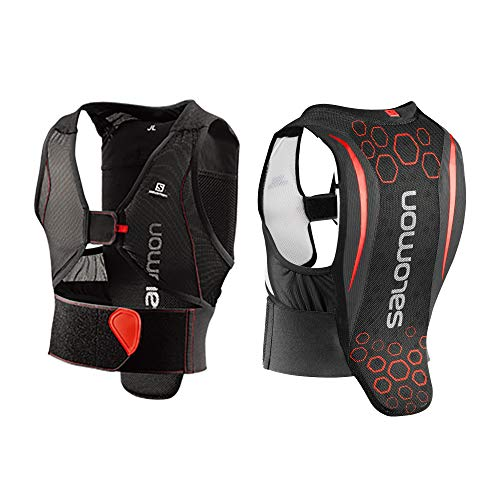 Salomon Flexcell Junior Protección Dorsal esquí