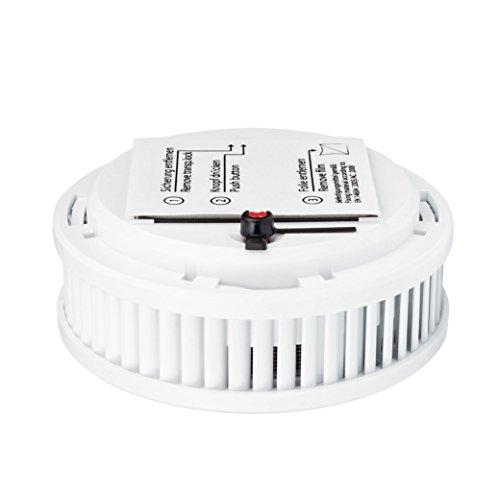 Pyrexx PX-1 Rauchmelder, weiß, 4260236270936 - 4