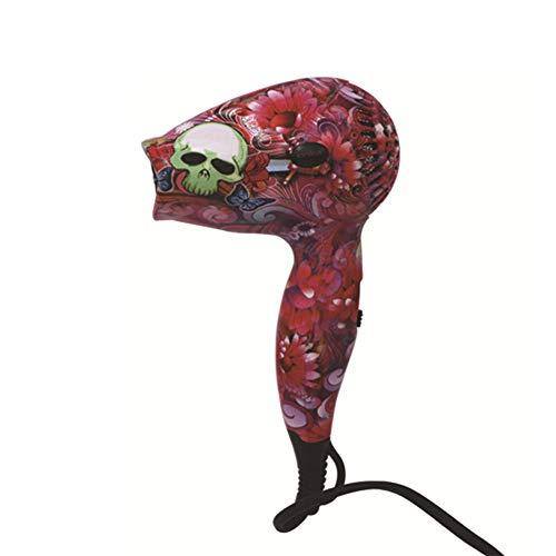Haushaltsföhn Kreativer Wassertransfer Mini-Heiß- und Kaltluftgebläse Reiseföhn - Rotierende Einlass