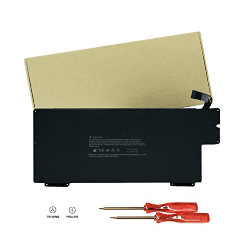 LIDUO 7.2V 5200mAh/37Wh Neue Notebook-Akkus Laptop Batterie Ersatz für MacBook Air 13 Zoll A1245 A1237 A1304 fit MC233CH/A MC233LL/A MC233TA/A MC233X/A MC233ZP/A 661-4587 661-4915 661-519