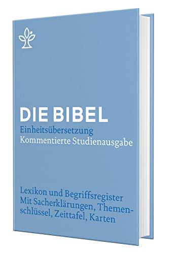 Lexikon zum Stuttgarter Alten/Neuen Testament: Kommentierte Studienausgabe. Die Bibel, revidierte Einheitsübersetzung 2017.