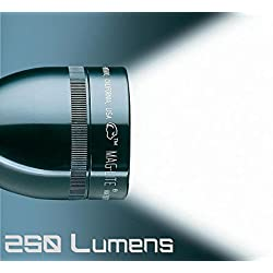 Ampoule LED Maglite ultra-lumineuses Litt - 250 lumen - Modèle à 2 cellules C et D