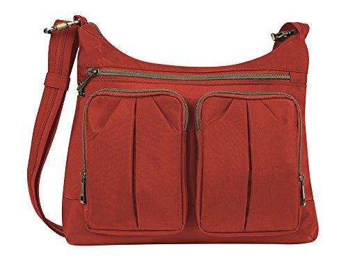 travelon-antifurto-signature-doppia-tasca-hobo-bag-cayenne-rosso-42947-270