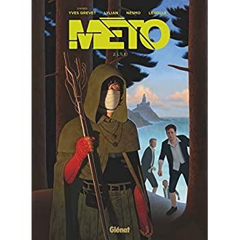 Méto - Tome 02: L'Île