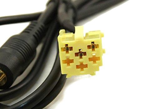 goliton-mini-6-pin-a-35mm-cavo-audio-cavo-aux-per-mp3-iphone4-iphone4s-iphone5-iphone5s-ipod-per-ren