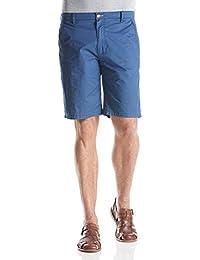 Bugatti 4869 16441 Herren Shorts schräge Eingrifftaschen Gesäßtaschen  Stretch, Groesse XXXL, blau 0afdd39868