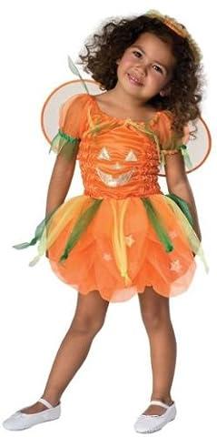 Baby Girl's Costume: Pumpkin Pie 0-9 Months