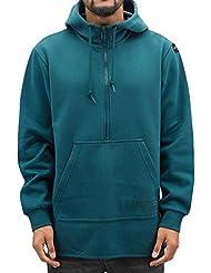 Image of Adidas Eqt Scallop Hdy, Felpa Uomo, Multicolore (Vermis), XL