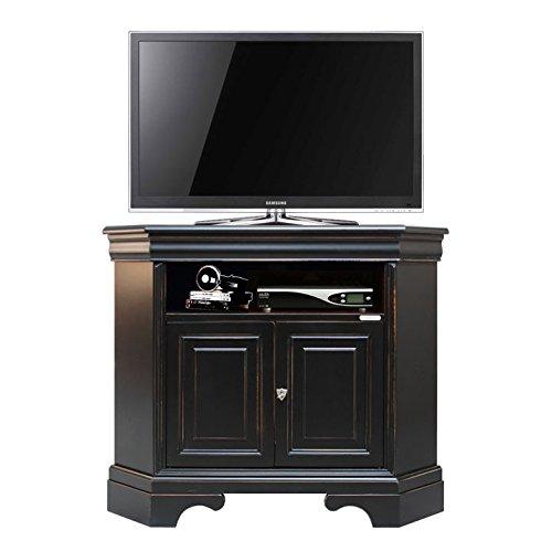 ... Eck Möbel Schwarze Farbe, Schwarzes Möbel Für Eck Wohnzimmer/Küche/Esszimmer  Made