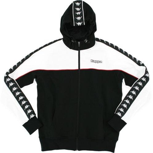 kappa-veste-a-capuche-pour-homme-pino-xl-noir-noir