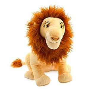L'adulte Roi Lion Simba en peluche - 17 ''