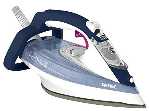 Tefal FV5546Aquaspeed Plancha a vapor, 2600W