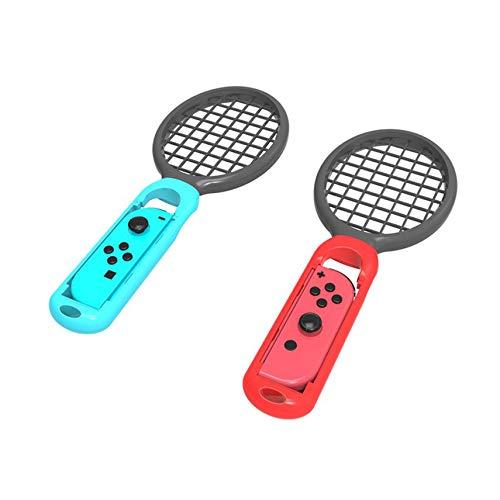 für Nintend Switch Joy-Con ABS Tennisschläger Griff Halterung für Nintendo Switch NS Tennis ACES Game Player