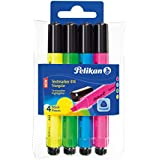 Pelikan 414/4 surligneurs couleurs assorties-lot de 4