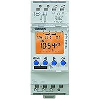 Theben 6104100 - Interruttore orario digitale con programma settimanale TR 610 TOP2 24V