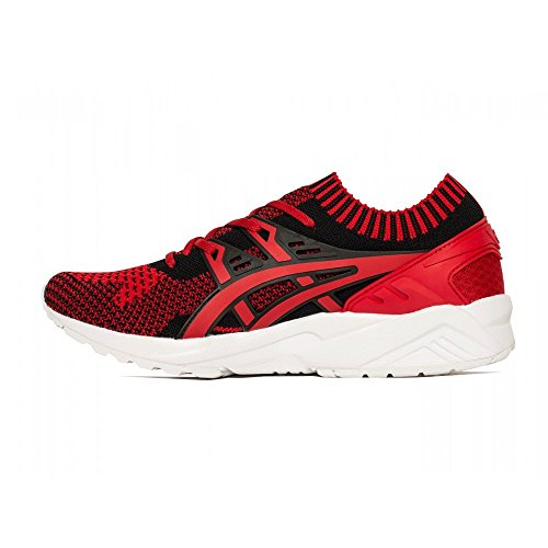 Asics Unisex-Erwachsene Gel-Kayano Trainer Knit Laufschuhe für Das Training auf Der Straße Rosso (True Red/True Red)