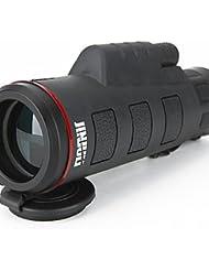 PIGE JINJULI? Monocular Espejos genérico / de alta definición / Alcance de la localización 1200M / 9600M / Telescopio Conector de video