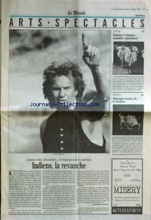 MONDE (LE) [No 14330] du 21/02/1991 - AR...