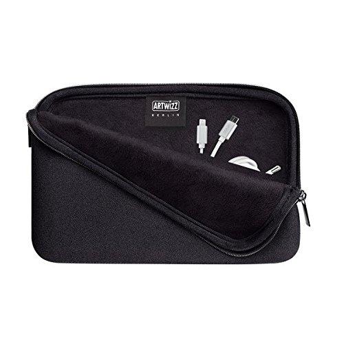 Artwizz 8188-1586 Neopren-Tasche für Kabel, Ladegerät schwarz