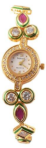 Sanaya SW46  Analog Watch For Girls