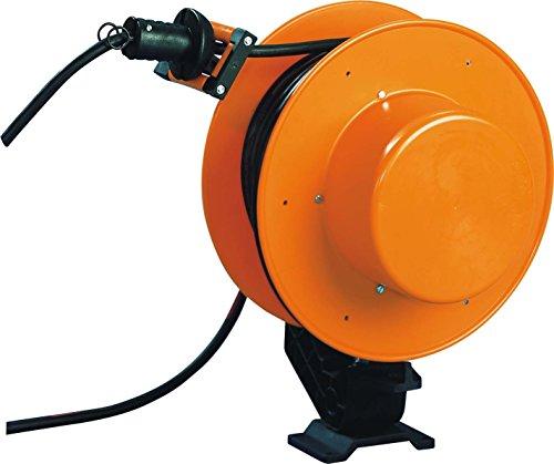 Schill Automatik-Kabelaufroller FT 038.0515.40-DB mit Kabel Kabeltrommel 4013046622019
