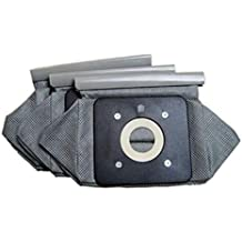 SODIAL Bolsa de Tela Universal Bolsas de aspiradora Reutilizables Adecuado para Philips Electrolux LG Haier Samsung