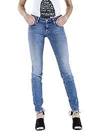 Meltin'Pot - Jeans MONIE D0133-UK471 pour femme, style skinny, push up, taille très basse