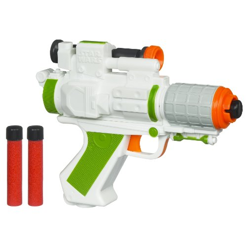 Star Wars - Blaster para jugar, diseño de General Grievous