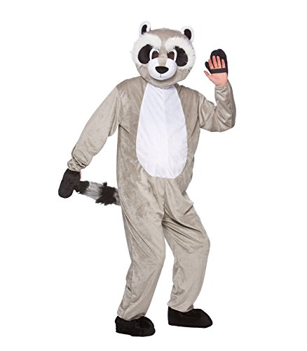 Adults Funny Racoon Full Body Mascot Charity Sports Events Fancy Dress (Kostüme Body Full)