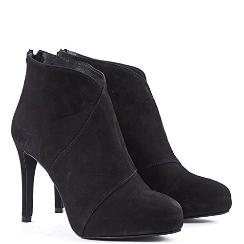 Mentor Plato Ankle Boots Black *