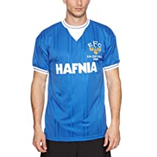 Everton Mens 1984 FA Cup Final shirt – X-Large, Royal Bluw
