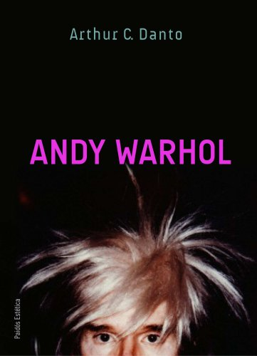 Portada del libro Andy Warhol (Estética)