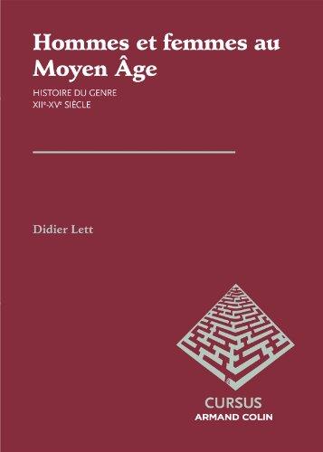 Hommes et femmes au Moyen Âge: Histoire du genre XIIe-XVe siècle