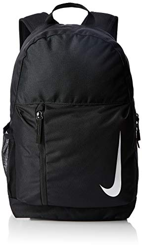 Nike Y NK ACDMY Team BKPK Sports Backpack, Black/White, One Size - Sport Nike Taschen