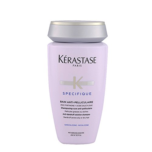 Kerastase Specifique Bain Anti-Pelliculaire and Anti-Dandruff Shampoo 250 ml