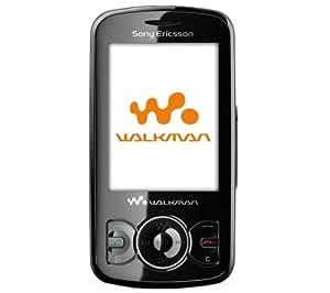 Sony Ericsson Spiro Black FM Radio Mobile Phone on Vodafone PAYG