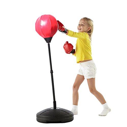 efb8e5e448 Kids Sport Boxing Punch Bag Set, Saco De Boxeo Independiente Con Guantes De  Boxeo Puñetazo