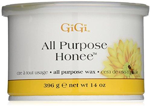 GiGi All Purpose Honey Wax for The Delicate Bikini Area 396g