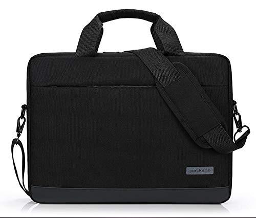 14-15 Zoll Laptop Tasche Tragbare Multifunktionsgewebe Wasserdichte Anti-Vibration Anti-Scratch Durable Laptop Hülle Aktentasche
