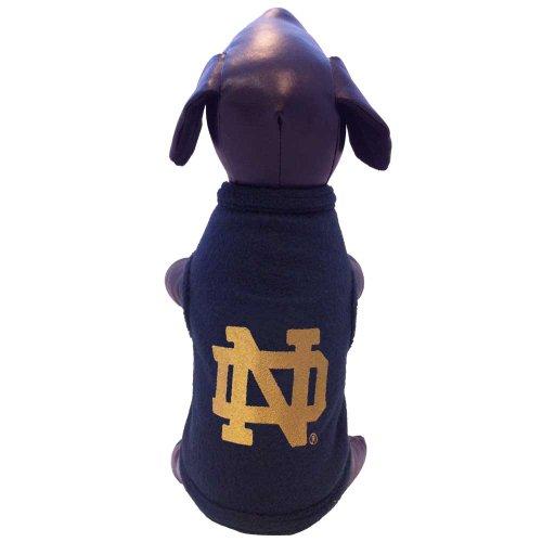 All Star Dogs NCAA Notre Dame Fighting Irish Polar Fleece Hundepullover, XX-Large -