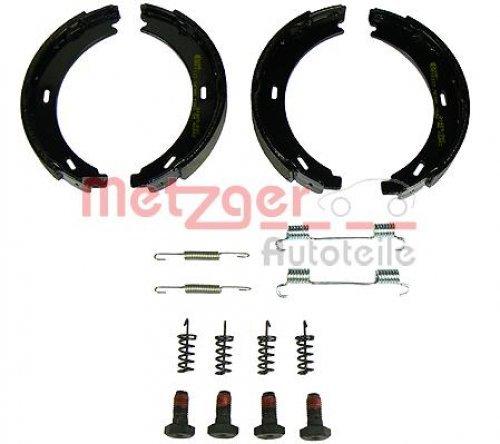 Preisvergleich Produktbild Metzger KR 216 Bremsbackensatz