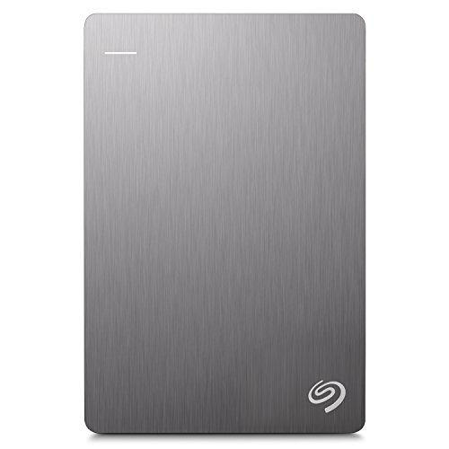 Seagate BACKUP PLUS 2TB External Hard Disk Silver Price in India