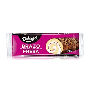 Brazos Sabor Fresa 1U 200G