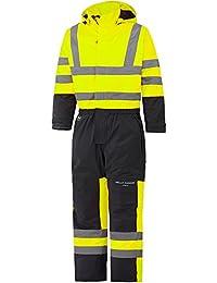 Helly Hansen Workwear LeiKaTex–Mono de protección contra la intemperie alta Suit CL3impermeable aislado Invierno de trabajo traje