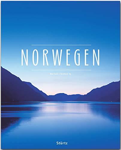 Norwegen: Ein Premium***XL-Bildband in stabilem Schmuckschuber mit 224 Seiten und über 330 Abbildungen - STÜRTZ Verlag