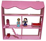 Wooden Dollhouses Review and Comparison